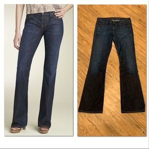 Citizens of Humanity Kelly low rise bootcut 29/8
